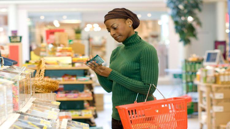 Host Nation Orientation Supermarket Guided Tour