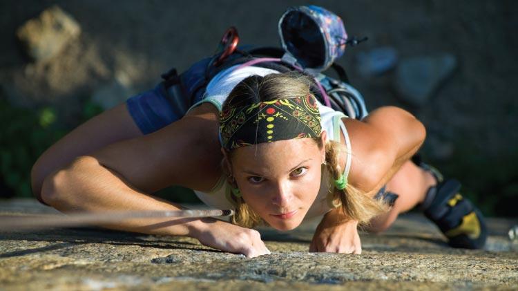 Open Wall Climbing