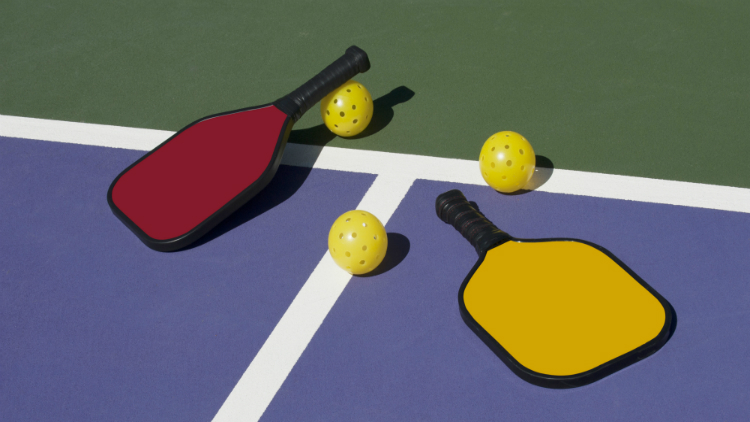 Couples' Pickleball Hearts of Love Challenge