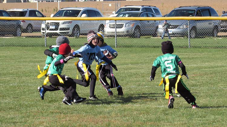 CYS Flag Football Open Enrollment