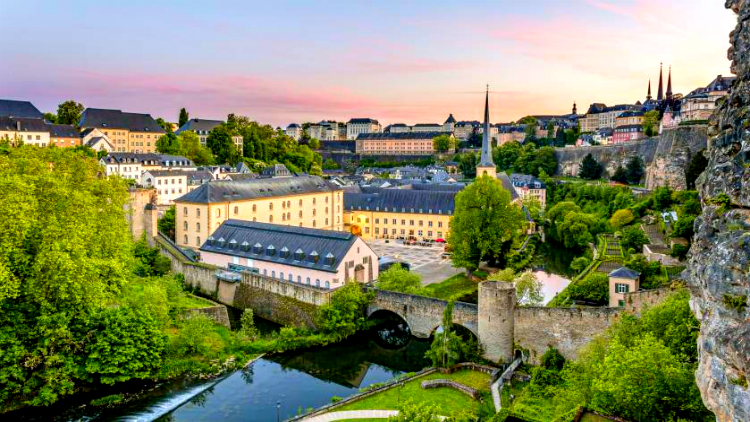 Day trip to Luxembourg City