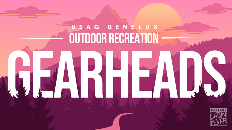 Task Force Cabin Fever - Outdoor Rec Gearheads