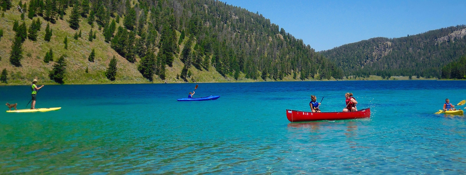 Family Fun Float Trip - Camping, Canoeing and more!