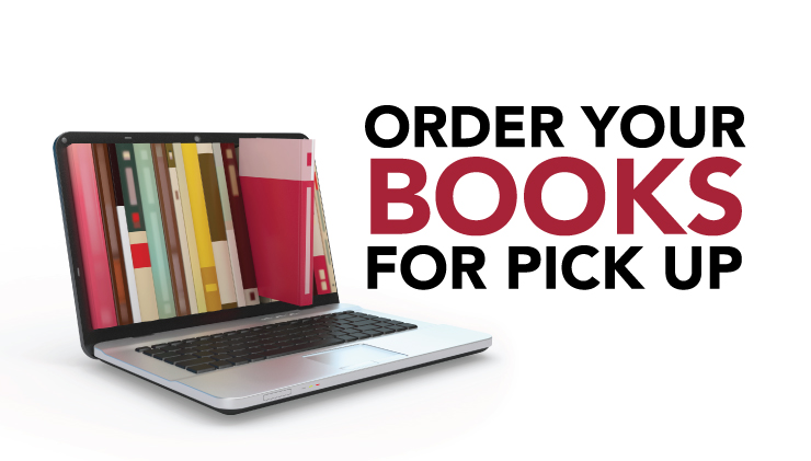 Order Your Books for Pick-up from the JFC Brunssum Library