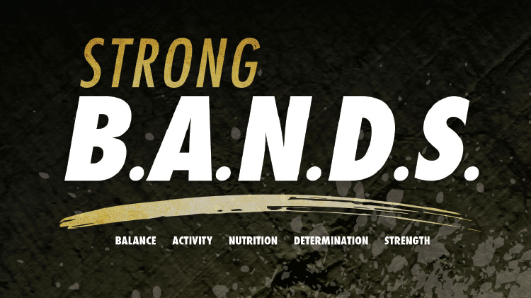 Strong B.A.N.D.S