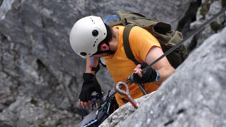 Middle Rhine Rock Climb Day Trip