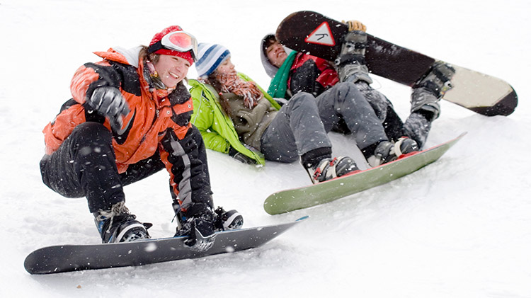 CYS Snowboarding Winter Clinic Open Enrollment