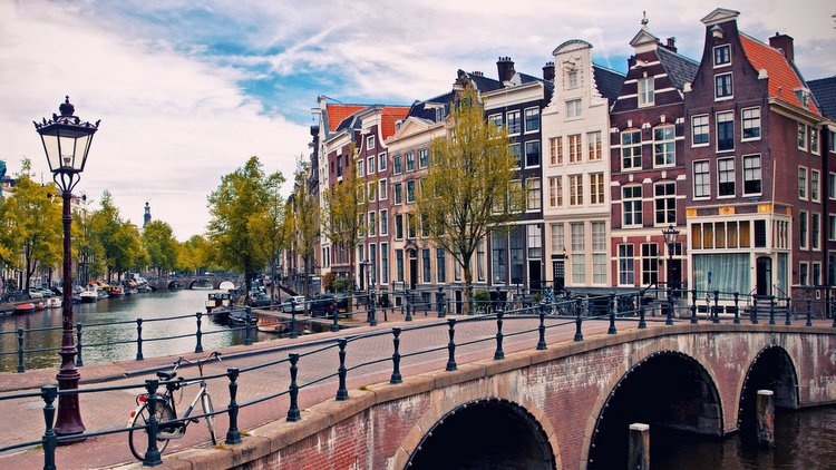 Day Trip to Amsterdam