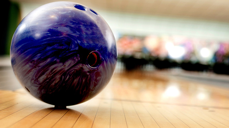 XTreme Red Pin Bowling
