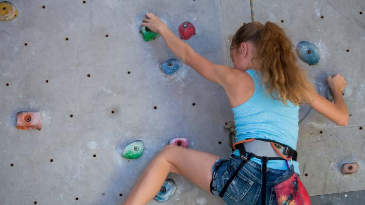 CYS Rock Climbing Clinic Registration
